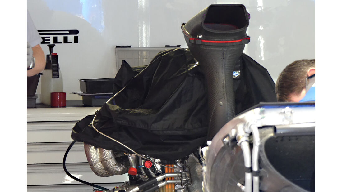 Manor - Formel 1 - GP Monaco - 24. Mai 2016