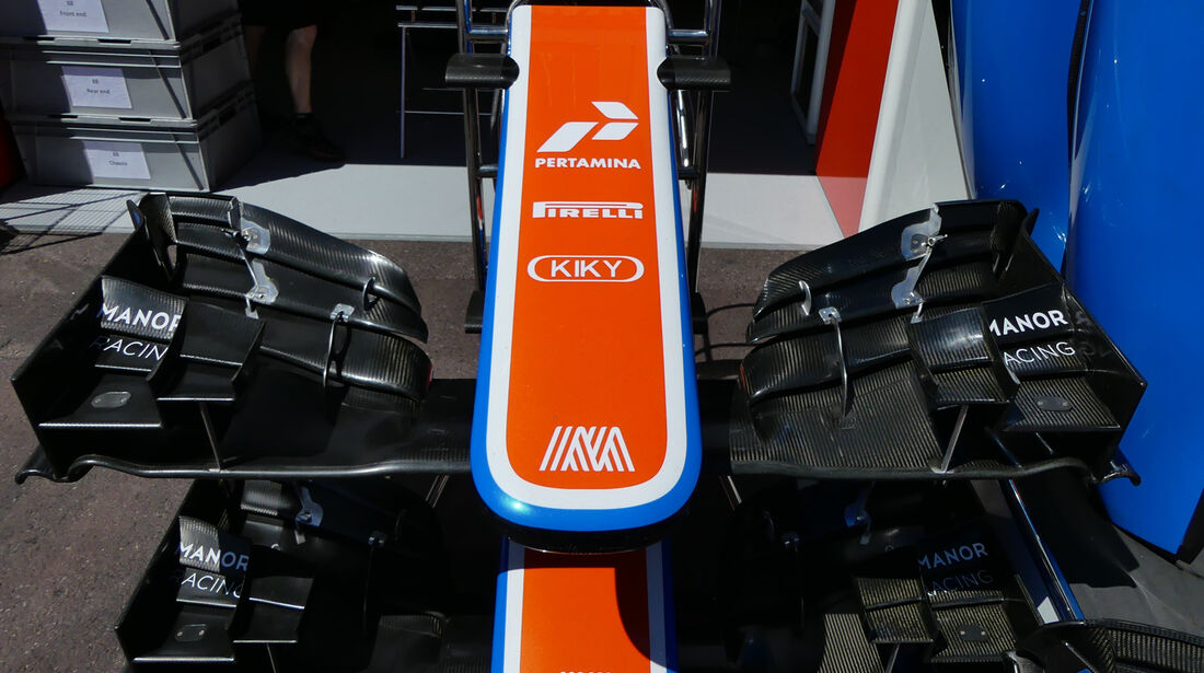 Manor - Formel 1 - GP Monaco - 24. Mai 2016