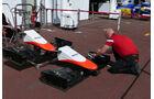 Manor  - Formel 1 - GP Monaco - Mittwoch - 20. Mai 2015