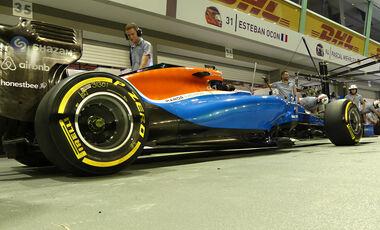 Pirellis neue Reifenpolitik