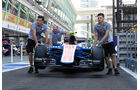 Manor - Formel 1 - GP Singapur - 15. Septemberg 2016