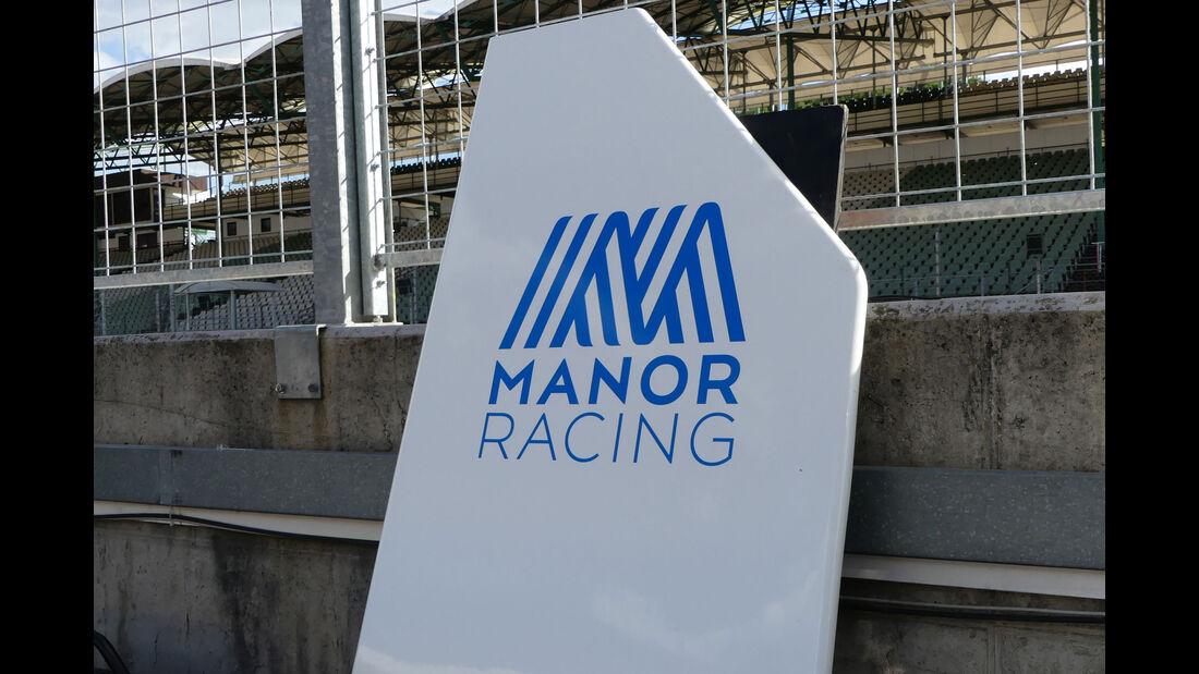 Manor  - Formel 1 - GP Ungarn - 20. Juli 2016