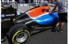 Manor  - Formel 1 - GP Ungarn - 21. Juli 2016