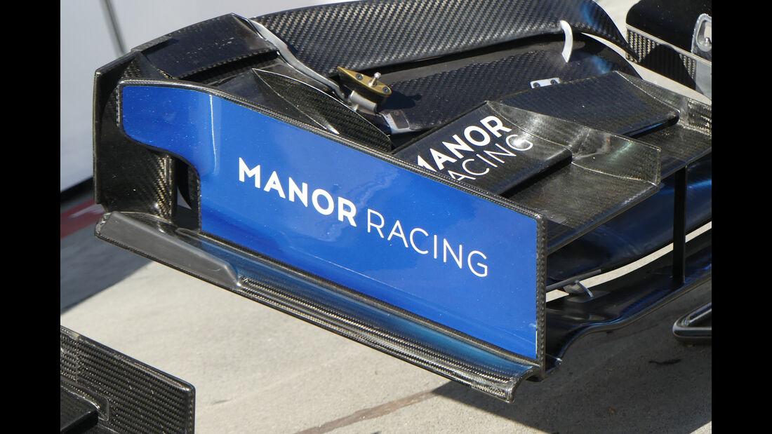 Manor - GP Australien - Melbourne - 17. März 2016