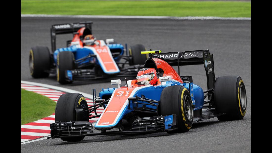 Manor - GP Japan 2016