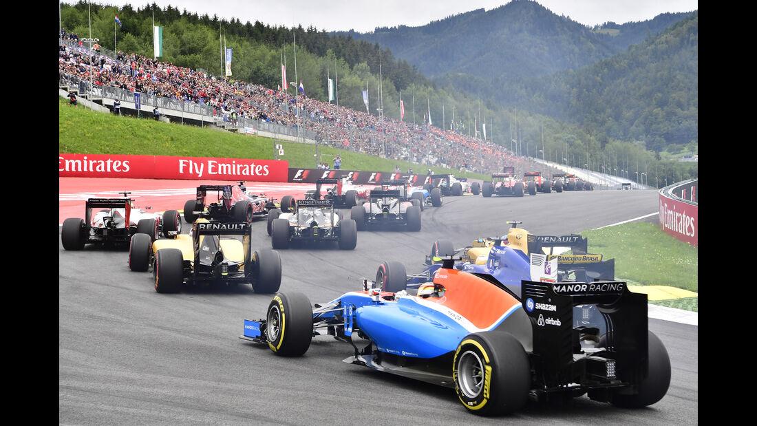 Manor - GP Österreich 2016