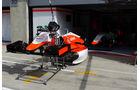 Manor - GP Österreich - Formel 1 - Freitag - 19.6.2015