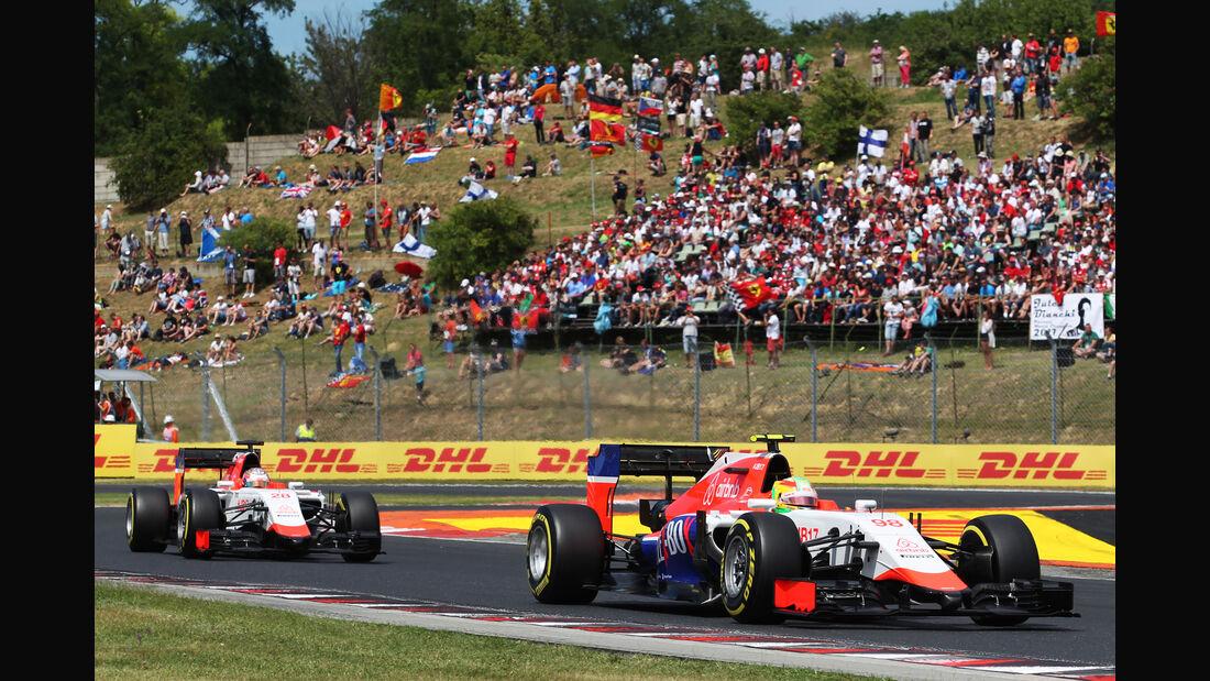 Manor - GP Ungarn 2015