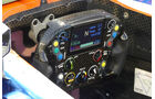 Manor - Lenkrad - Formel 1 - Technik - GP Bahrain 2016