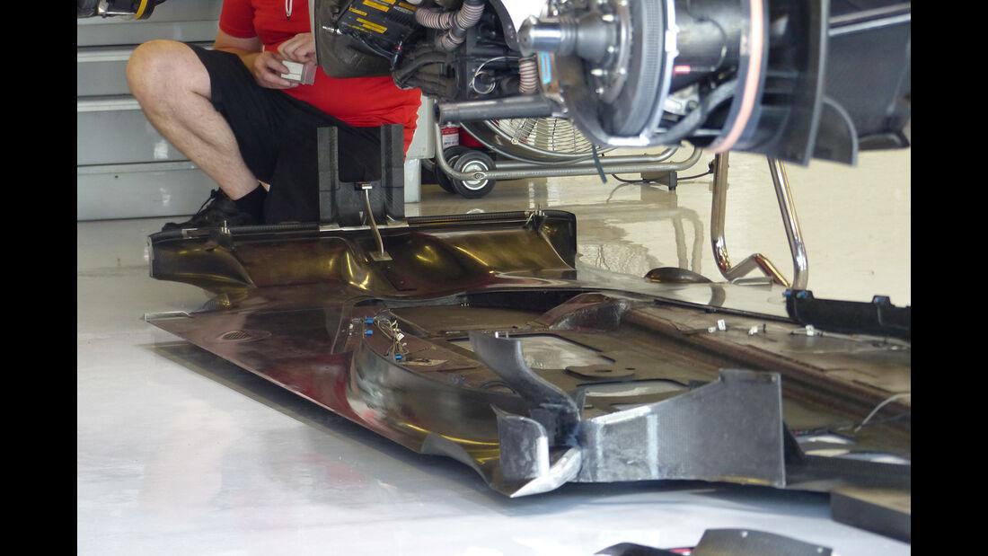 Manor Marussia - Formel 1 - GP Abu Dhabi - 26. November 2015