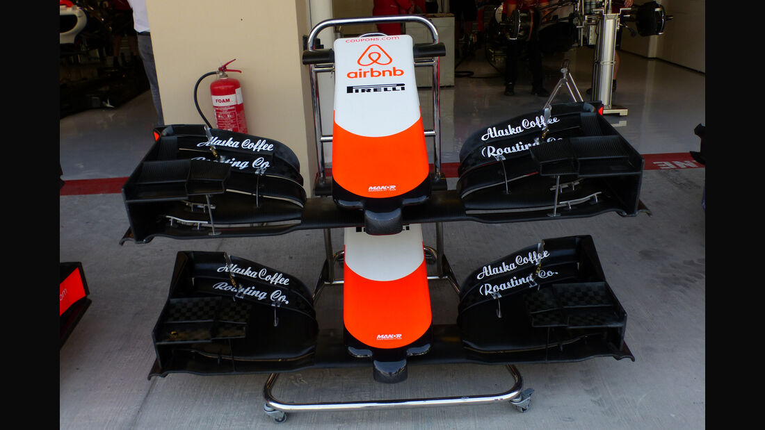 Manor Marussia - Formel 1 - GP Abu Dhabi - 26. November 2015