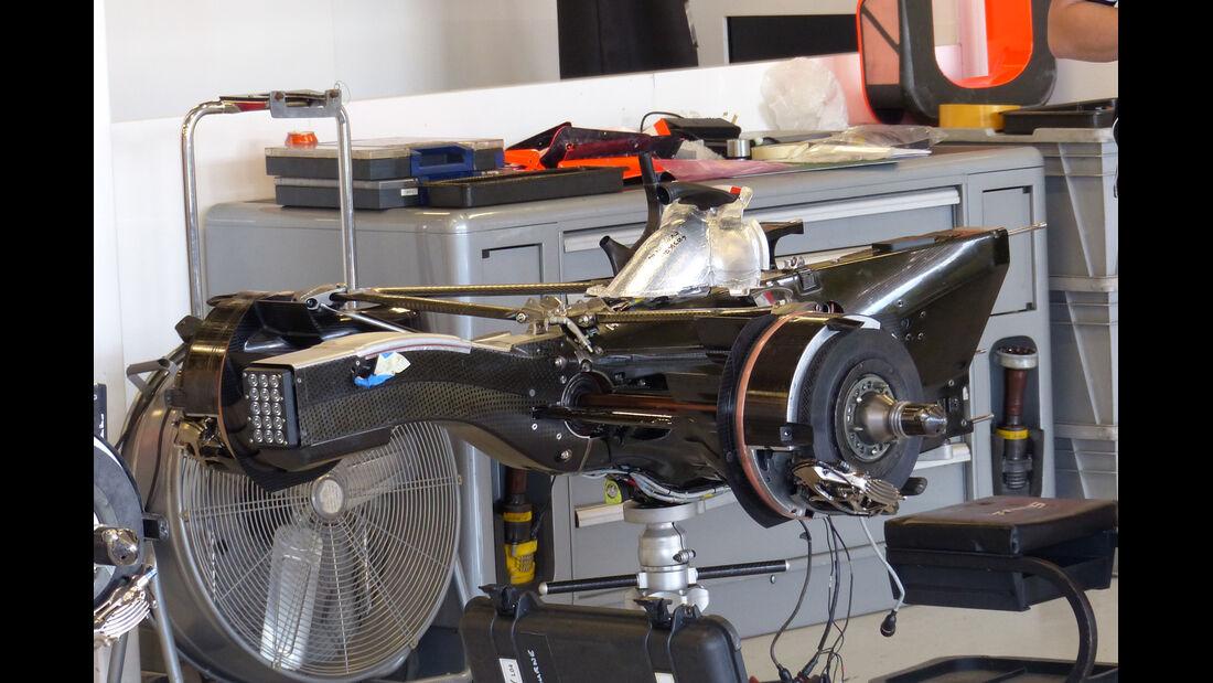 Manor Marussia - Formel 1 - GP Australien - Melbourne - 11. März 2015