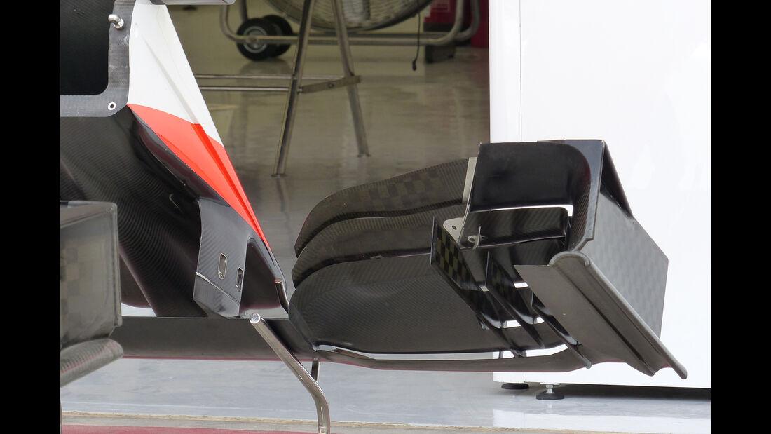 Manor Marussia - Formel 1 - GP Bahrain - 15. April 2015