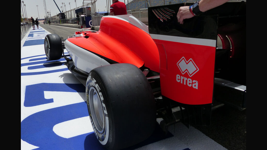 Manor Marussia - Formel 1 - GP Bahrain - 16. April 2015