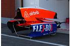 Manor Marussia - Formel 1 - GP Belgien - Spa-Francorchamps - 20. August 2015