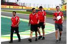 Manor Marussia - Formel 1 - GP Brasilien- 12. November 2015