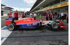 Manor Marussia - Formel 1 - GP Mexico - 29. Oktober 2015