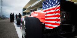 Manor Marussia - Formel 1 - GP USA - Austin - 22. Oktober 2015