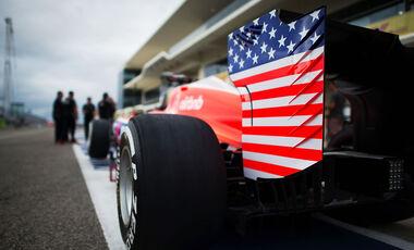 Vorschau GP USA