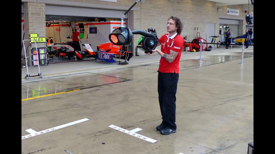 Manor Marussia - Formel 1 - GP USA - Austin - 23. Oktober 2015