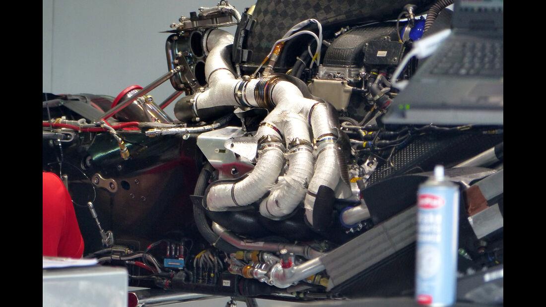 Manor-Marussia - Formel 1-Technik - GP Malaysia 2015