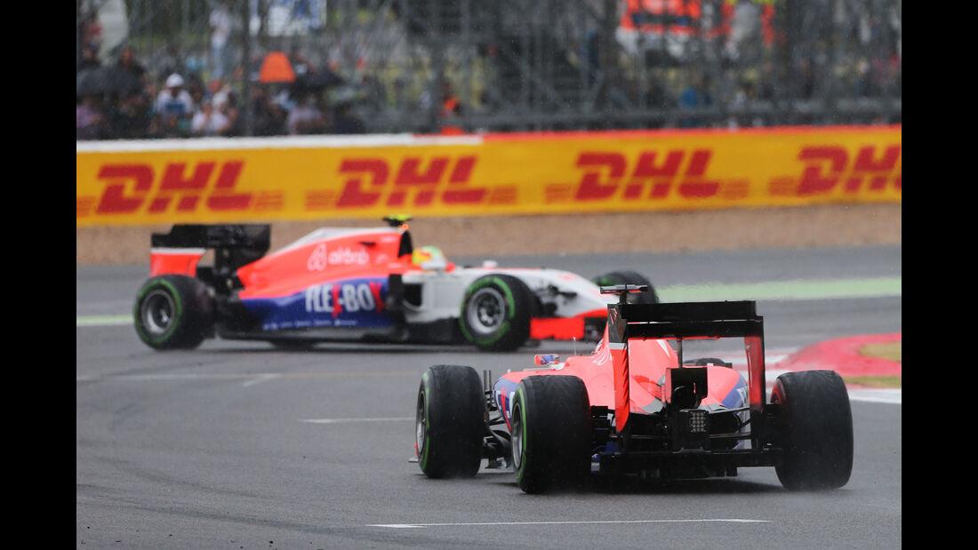 Manor Marussia - GP England 2015