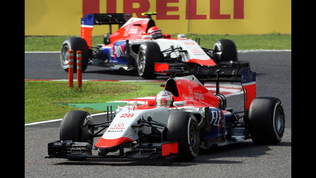 Manor Marussia - GP Japan 2015