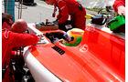Manor Marussia - GP Malaysia 2015 - Kühlung