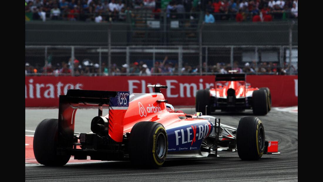 Manor Marussia - GP Mexiko 2015