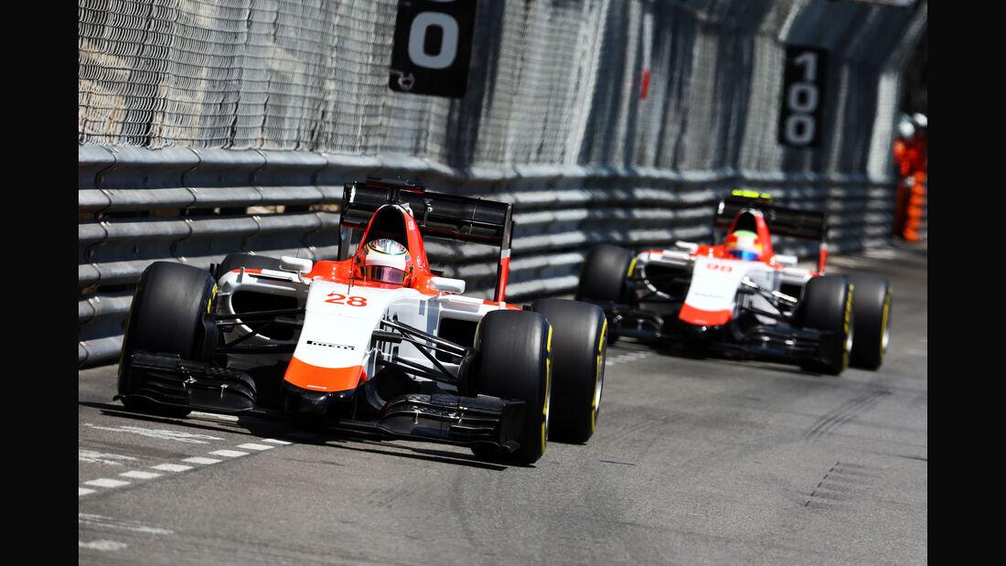 Manor Marussia - GP Monaco 2015
