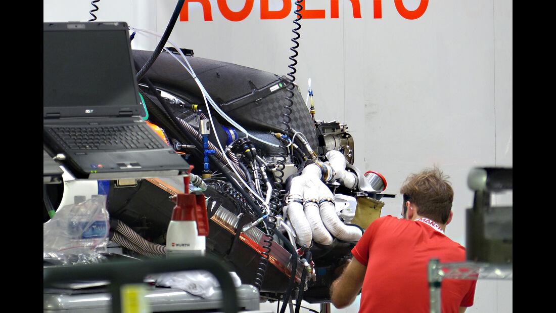 Manor Marussia - GP Singapur - Formel 1 - 16. September 2015