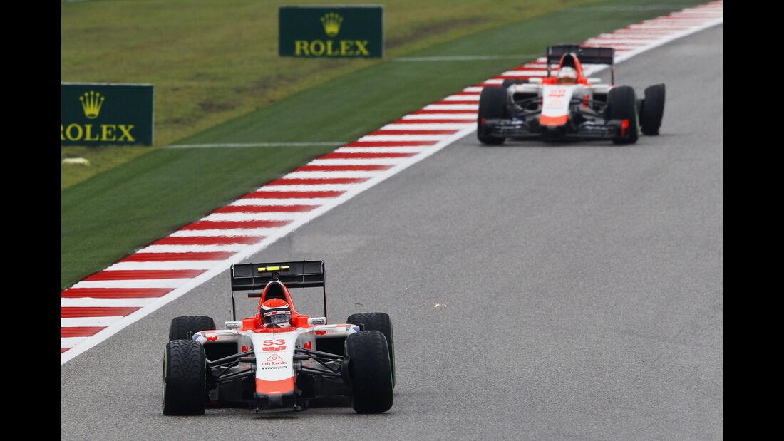 Manor Marussia - GP USA 2015