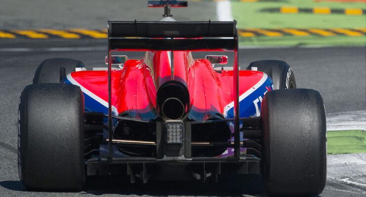 Manor Marussia - Technik - GP Italien 2015