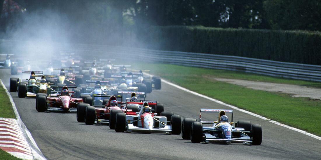 Mansell 1992