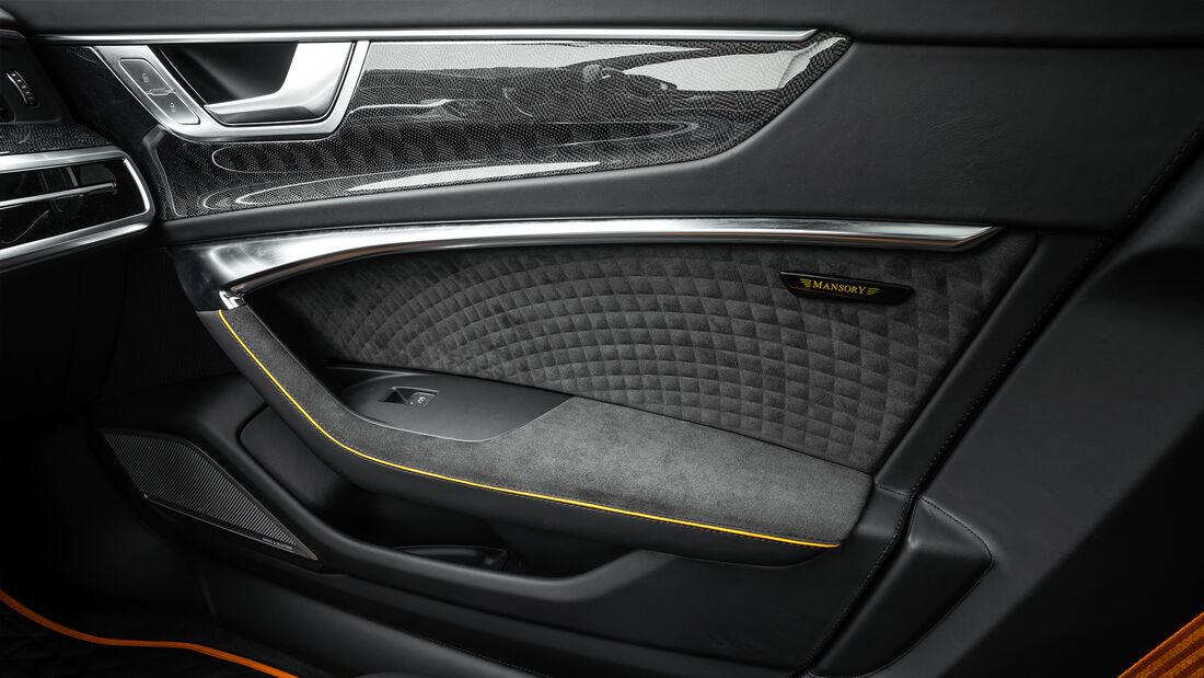 Mansory Audi RS6 Avant Tuning 2020