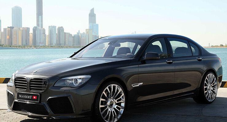 Mansory BMW 7er