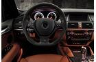 Mansory BMW X5 Interieur