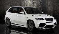 Mansory BMW X5 Seite
