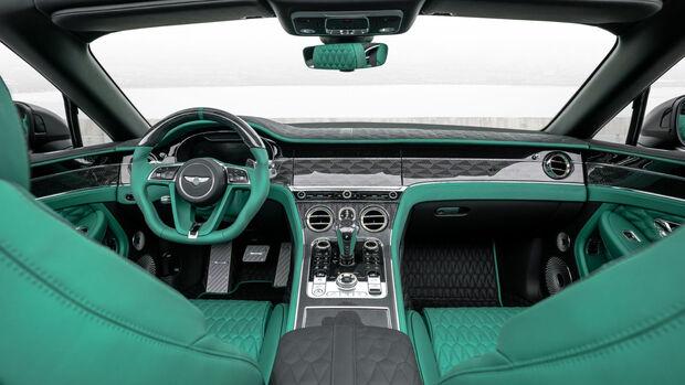 Mansory Bentley Continental GT Cabrio