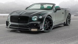 Mansory Bentley Continental GT Cabrio