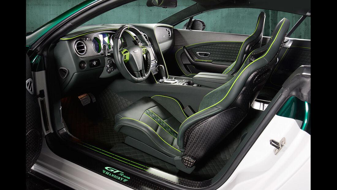 Mansory Bentley GT Race