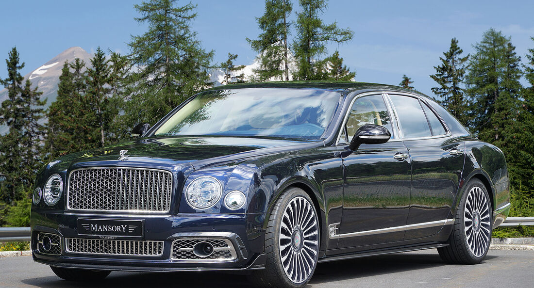 Mansory Bentley Mulsanne