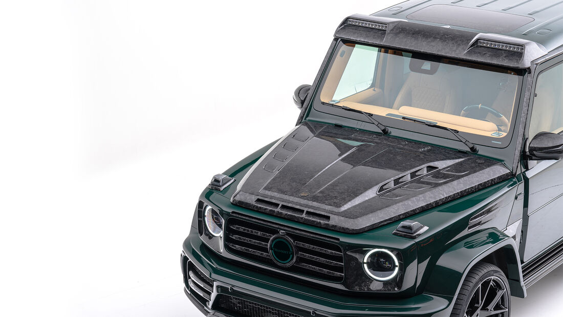 Mansory Gronos Mercedes G-Klasse Tuning 2021