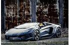 Mansory-Lamborghini Aventator Carbonada, Frontansicht