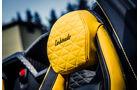 Mansory-Lamborghini Aventator Carbonada, Kopfstütze