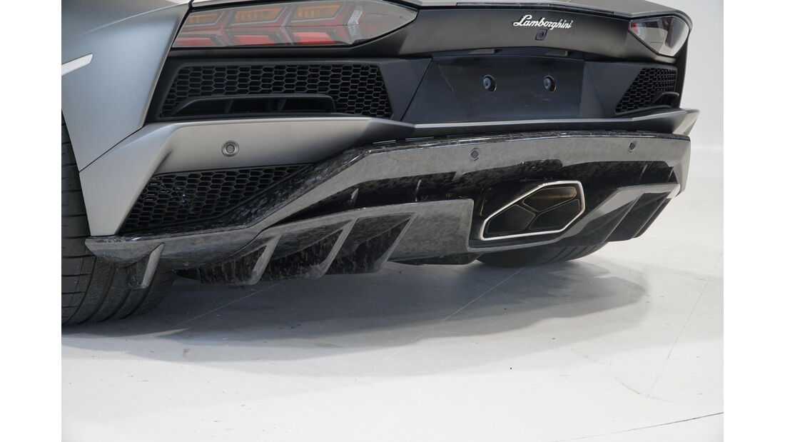 Mansory Lamborgini Aventador S