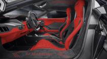 Mansory Le Mansory Ford GT Umbau Tuning
