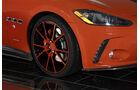 Mansory Maserati GranTurismo, Felge, Scheinwerfer