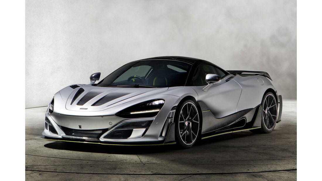 Mansory McLaren 720S Genfer Auto Salon 2018