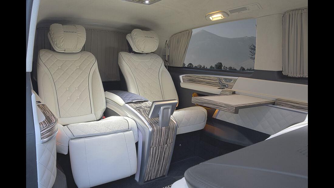 Mansory Mercedes-Benz V-Klasse